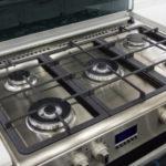 Brand new propane gas stove
