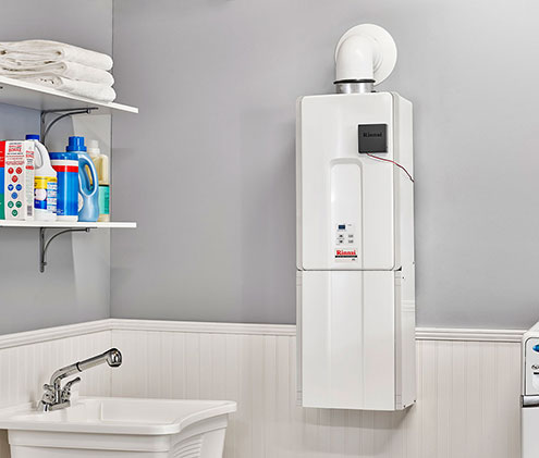 rinnai tankless water heater north carolina