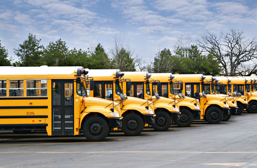 school bus autogas fleet propane