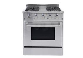 propane cook range
