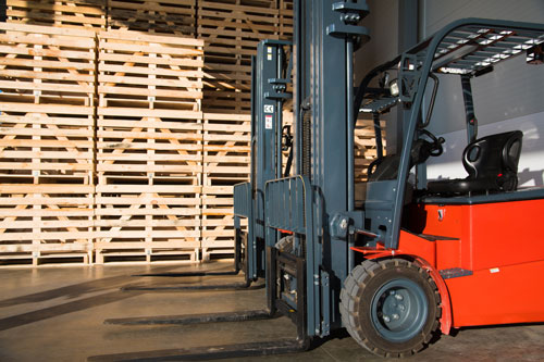 Make Your Business More Efficient With Our Forklift Cylinder Exchange
